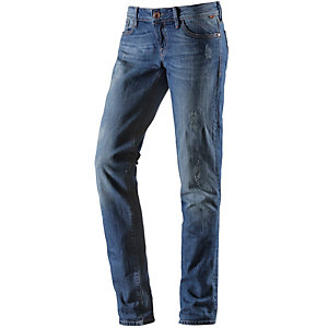 Mavi Boyfriend Jeans Damen destroyed denim
