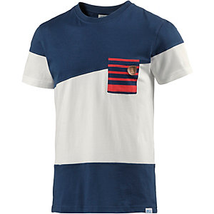 Picture Oxford T-Shirt Herren navy/weiß