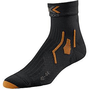 X-SOCKS Laufsocken schwarz