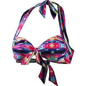 Seafolly Bikini Oberteil Damen bunt