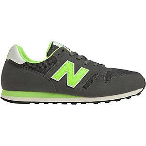 NEW BALANCE M373 Carnival Sneaker Herren grau/grün
