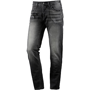 TOM TAILOR Slim Fit Jeans Herren grey denim