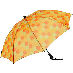 Göbel Swing liteflex Regenschirm gelb/orange/ocker/hellgelb