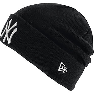 New Era Seasonal Beanie schwarz