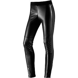 Rich & Royal Leggings Damen schwarz