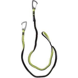 EDELRID Spinner Bandschlinge schwarz/grün