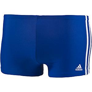adidas Kastenbadehose Herren blau/weiß