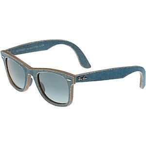 RAY-BAN Wayfarer Denim 11644M 50 Sonnenbrille türkis
