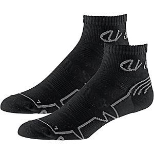 unifit Laufsocken schwarz/grau
