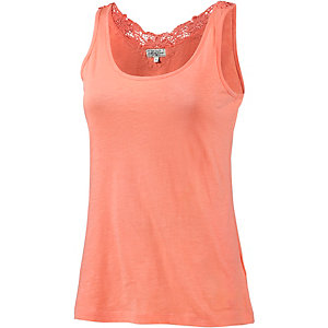 TOM TAILOR Tanktop Damen orange