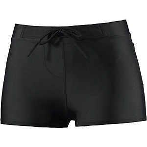 Screwball Badeshorts Damen schwarz