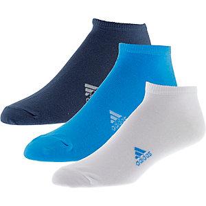 adidas Socken Pack weiß/blau/schwarz