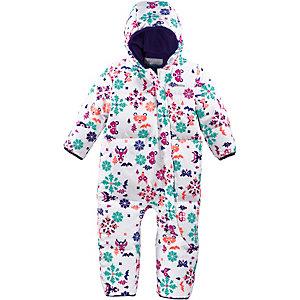 Columbia Baby Schneeanzug Kinder weiß/bunt