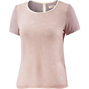 nümph Laura T-Shirt Damen rose