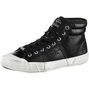 Pepe Jeans Sneaker Herren schwarz