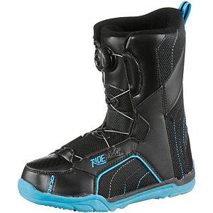 Ride Snowboards Spark Boa Snowboard Boots Kinder schwarz/blau