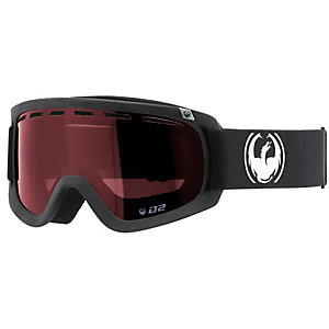 Dragon Skibrille rot