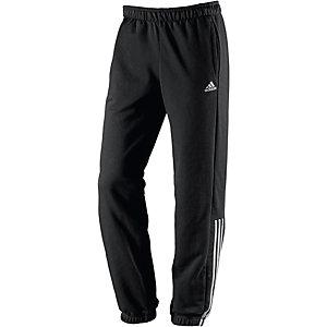 adidas Essential Mid Trainingshose Herren schwarz