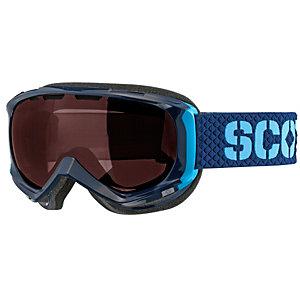 SCOTT Reply Skibrille blau