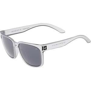 adidas Sydney Sonnenbrille crystal matt/grey silver mirror