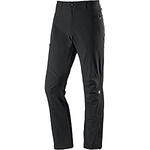 Marmot Scree Softshellhose Herren schwarz
