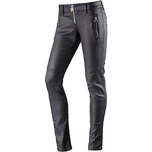 REPLAY Skinny Fit Jeans Damen schwarz