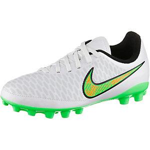Nike Magista Onda AG Fußballschuhe Kinder weiß/grün