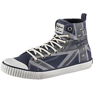 Pepe Jeans Sneaker Damen blau