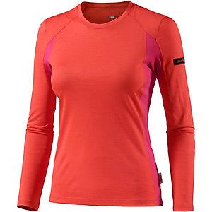 Rewoolution Funktionsshirt Damen orange/pink