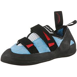 Red Chili Durango Nano Kletterschuhe Kinder blau/schwarz