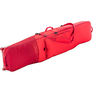 Burton Boardbag Wheelie Gig Back Snowboardtasche real red tarp
