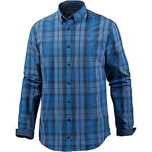 Tommy Hilfiger Langarmhemd Herren blau