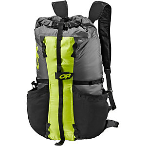 Outdoor Research Drycomp Summit Wanderrucksack grau/grün
