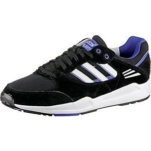 adidas Tech Super Sneaker Damen schwarz