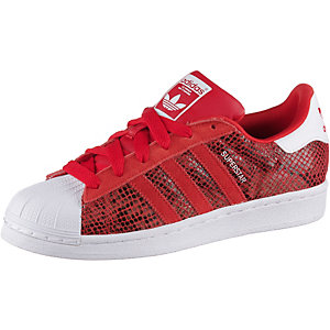adidas superstar damen rot