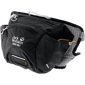 Jack Wolfskin Cross Run 2 Hipbag schwarz