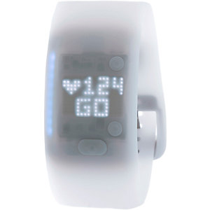 adidas Micoach Fit Smart Fitness Tracker weiß