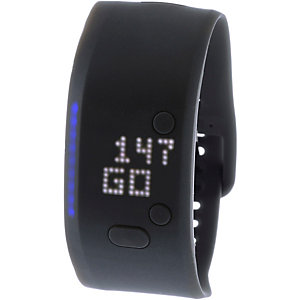 adidas Micoach Fit Smart Fitness Tracker schwarz