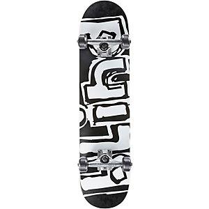 Blind OG Clean 7.6 Skateboard-Komplettset schwarz/weiß