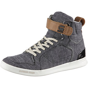 G-Star Yard II Belle Drill Sneaker Damen black denim