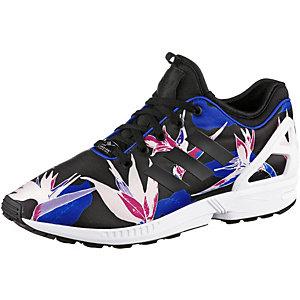 adidas ZX Flux Sneaker Damen bunt/schwarz