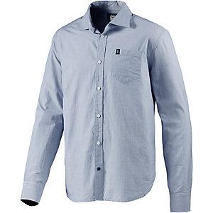 Pepe Jeans Langarmhemd Herren hellblau
