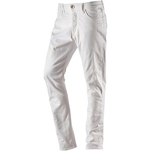 REPLAY Skinny Fit Jeans Damen weiß