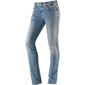 REPLAY Yasmeen Skinny Fit Jeans Damen light denim