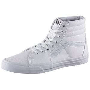 Vans SK8-Hi Skaterschuhe weiß/weiß