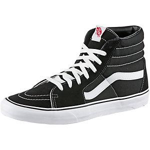 Vans SK8-Hi Skaterschuhe schwarz/weiß