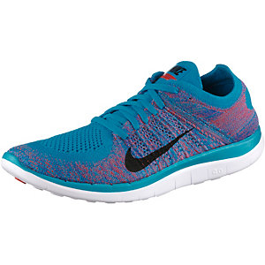 Nike Laufschuhe Blau Orange