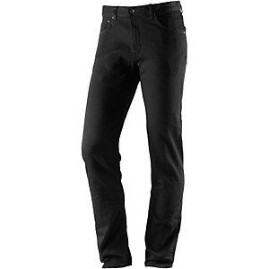 WESC Eddy Straight Fit Jeans Herren schwarz