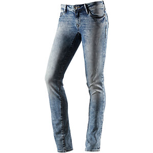 Mavi Lindy Skinny Fit Jeans Damen light denim