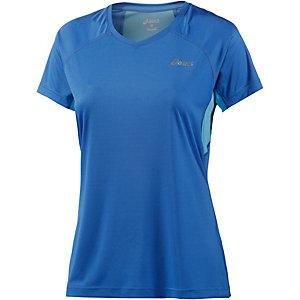 ASICS Laufshirt Damen blau